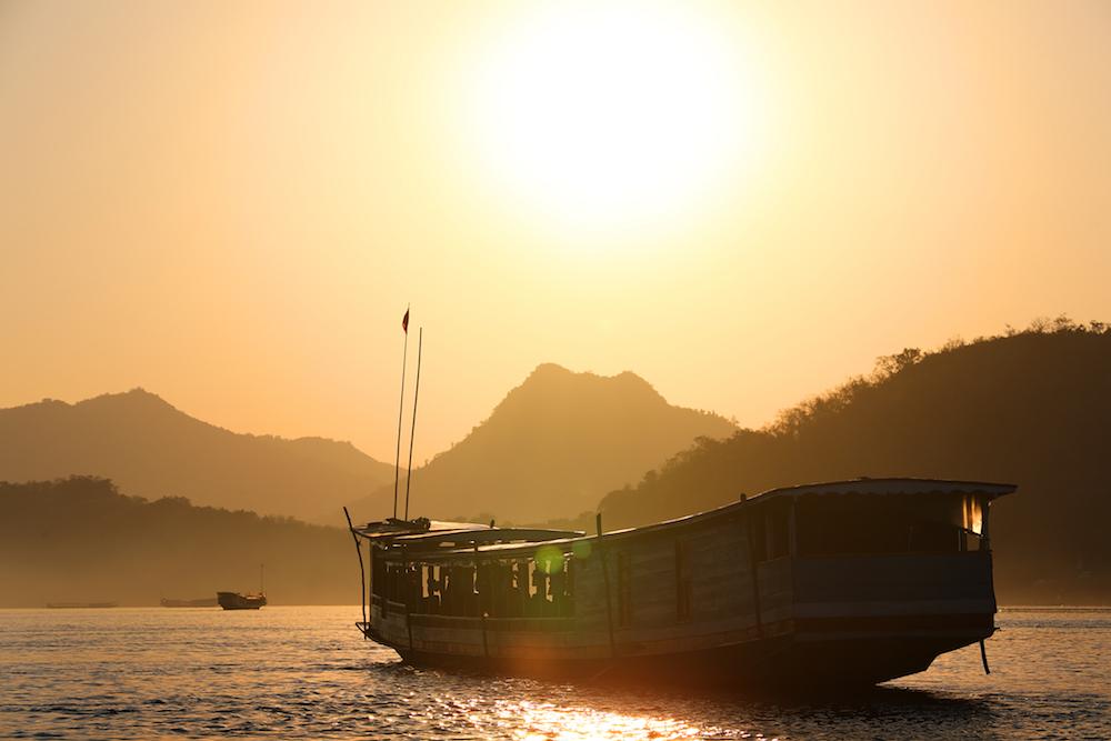 Primitieve schoonheid in Laos
