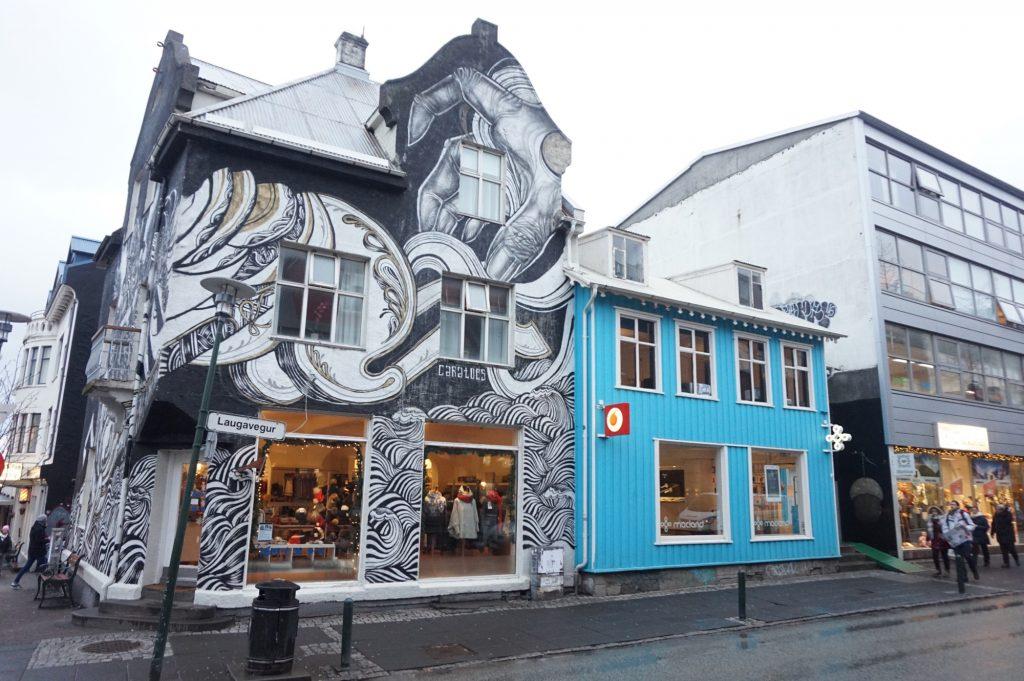 Reykjavik - Laugavegur