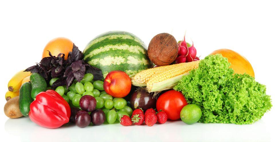 Laxerend fruit en laxerende groenten die helpen tegen obstipatie