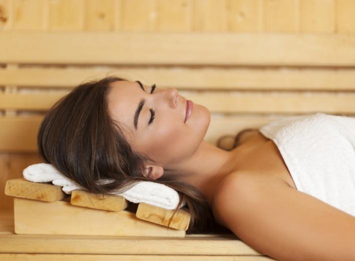 Les bienfaits du sauna!