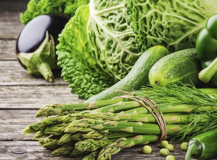 Les légumes verts, ces petites bombes vitaminées