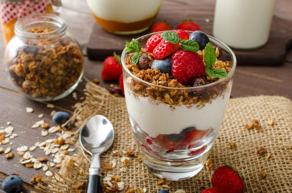 Leuke ontbijtrecepten met granola!