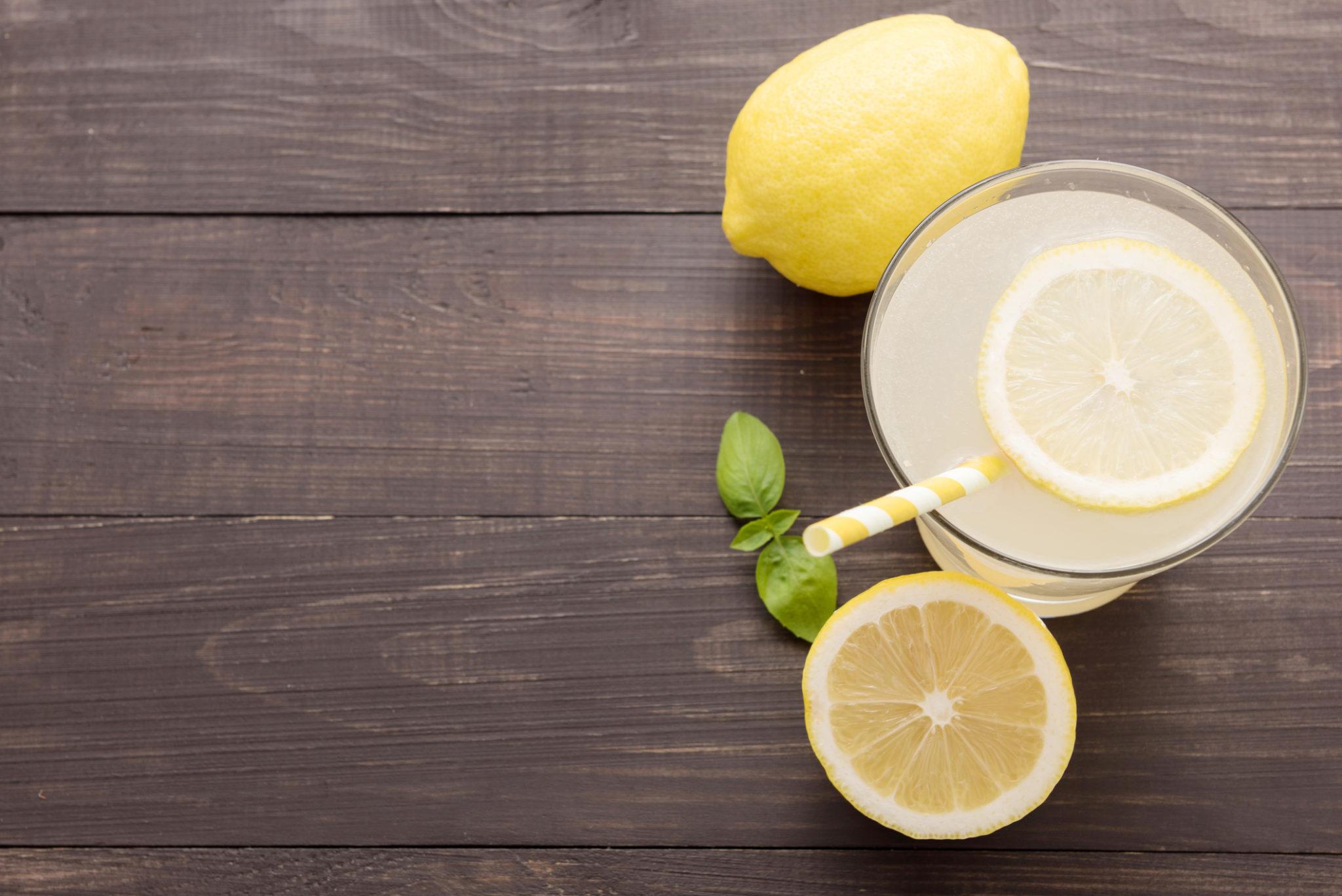 La limonade : 100% saine et naturelle?