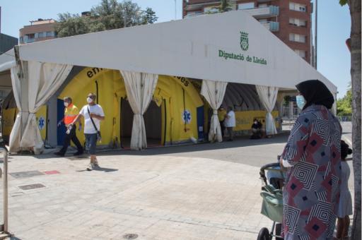Spaanse rechter vernietigt strenge lockdown in Catalaanse stad Lleida