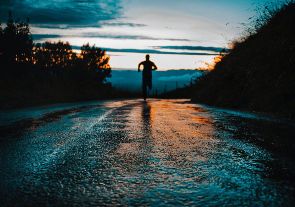 5 redenen om te gaan joggen als het regent