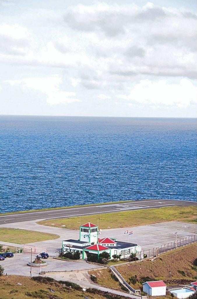 Juancho E. Yrausquin Airport (SAB) (Caraïbisch Nederland)