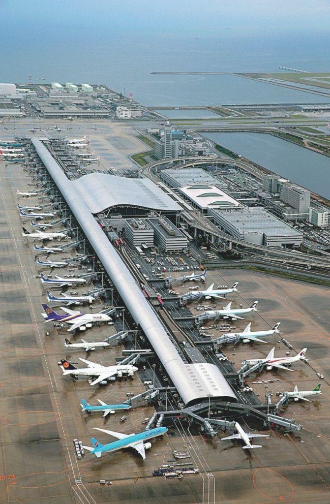 Kansai International Airport (KIX) (Japan)