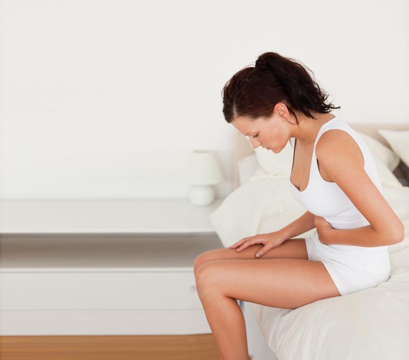 Maagkrampen symptomen