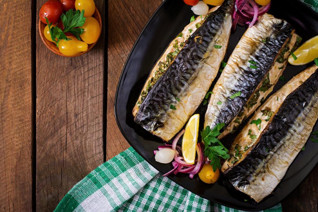 Makreel: Rijk aan omega 3