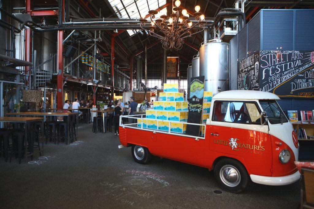 Zuidwest-Australië - Mash Brewhouse