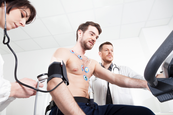 Maximale hartslag test: Bepalen door te meten