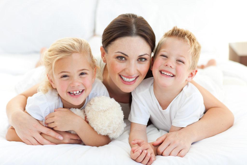 Mensen met kinderen leven vaak gelukkiger