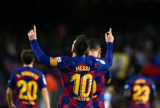 Grafiek: FC Barcelona best betalende Europese club, Premier League best betalende competitie