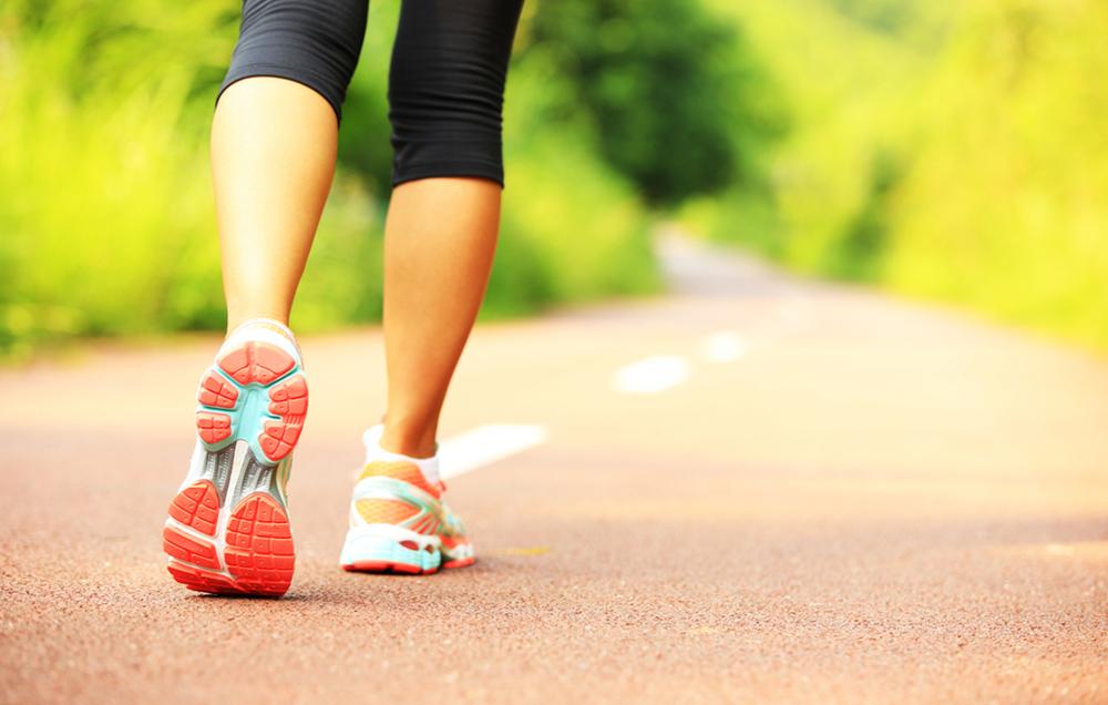 Met wandelen verbrand je meer calorieën dan je denkt!
