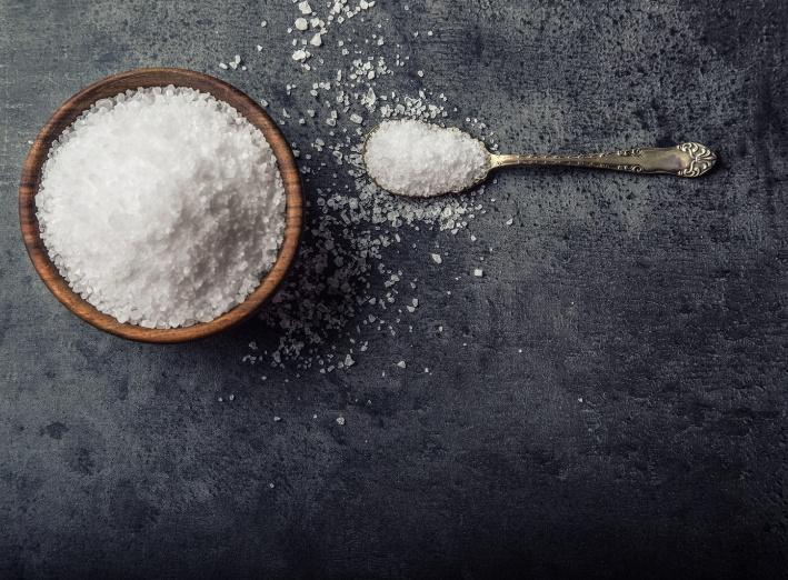 Moins de sel pour un meilleur cholestérol ?