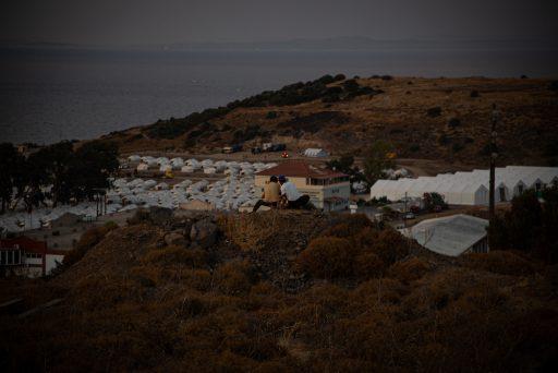 Oxfam: 'De omstandigheden in vluchtelingenkamp Moria 2.0 zijn erbarmelijk'