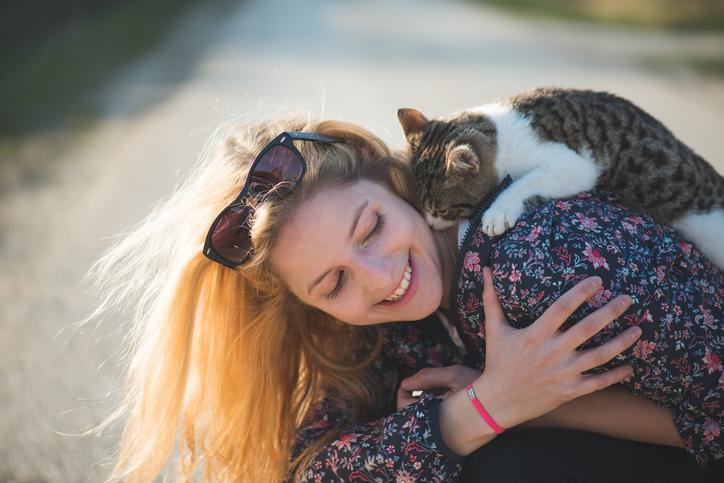 Negen zaken die alleen mensen met katten begrijpen