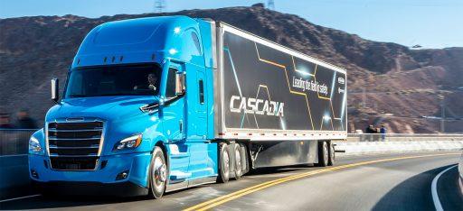 Waymo et Daimler s'associent pour créer un semi-remorque autonome