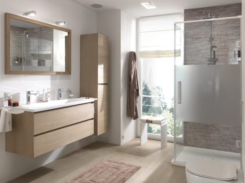 De nieuwe badkamertrends zijn tijdlozer dan ooit