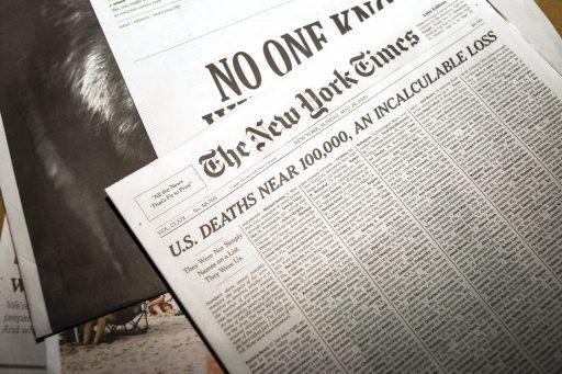 Is print dan toch dood? The New York Times heeft voor het eerst meer digitale dan printinkomsten