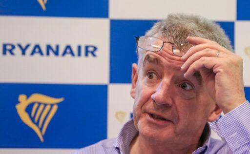 Ryanair wil 84 Belgische personeelsleden op straat zetten
