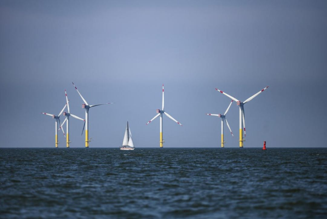La Belgique conclut son plus gros contrat de vente d'énergie éolienne avec Ineos