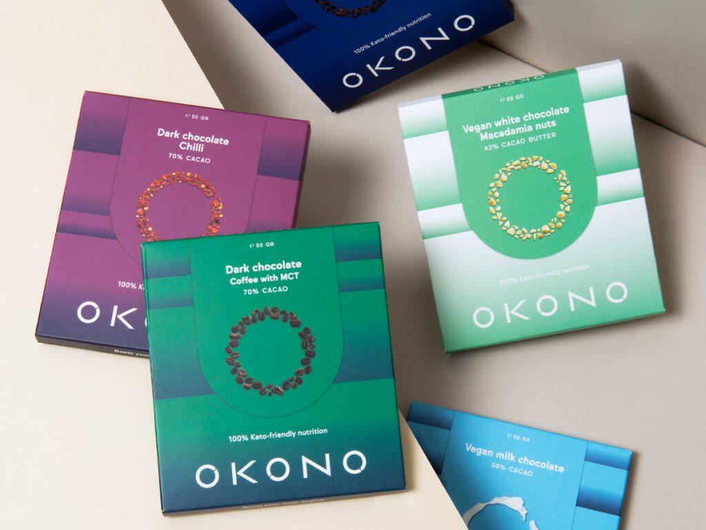 Vangst van de dag: de ketovriendelijke producten van OKONO