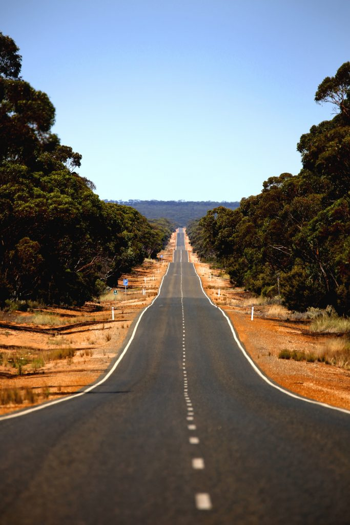 Zuidwest-Australië - On the road