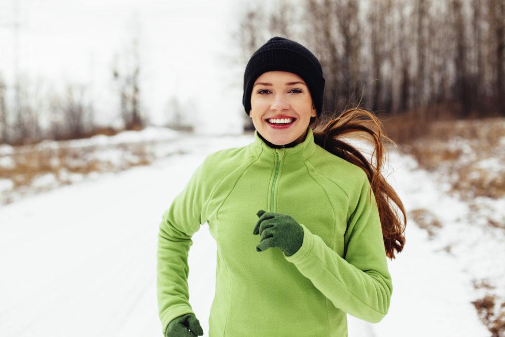 Onderkoeling voorkomen wanneer je gaat sporten