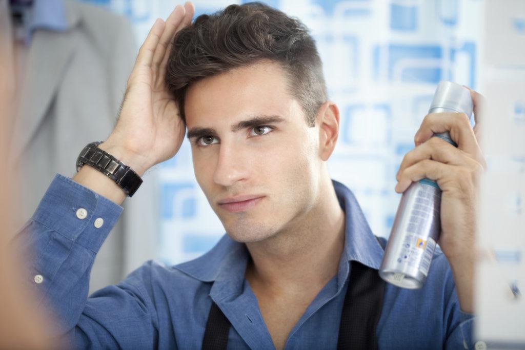 Onverzorgde maar toch stijlvolle haartypes voor mannen