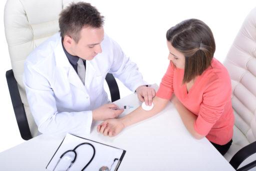 Oorzaken bloedarmoede?