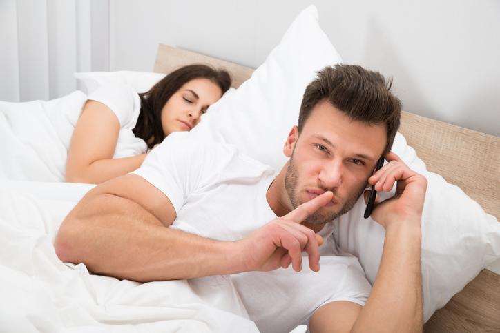 Over deze dingen mag je niet liegen tegen je partner