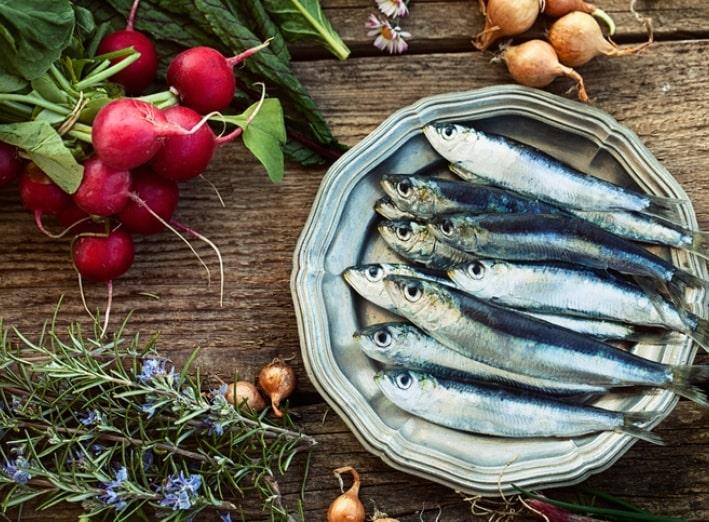 Overzicht: al deze gezonde voedingsstoffen worden (uitsluitend) door vis aangebracht