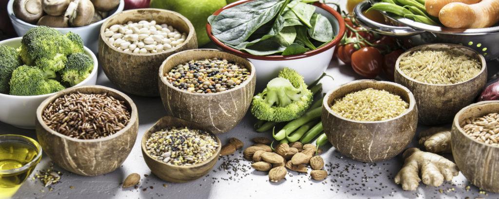Overzicht: de belangrijkste bronnen van gezonde, goede koolhydraten