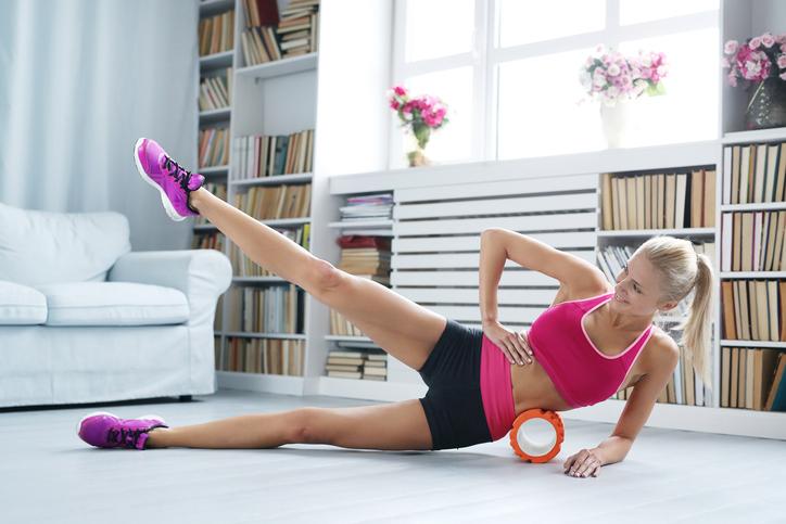 De perfecte workout: daarom moet je een foam roller aanschaffen!