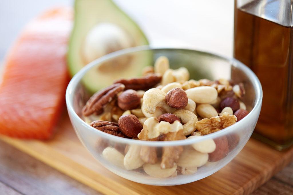 Personen die elke dag een handvol noten eten leven langer!