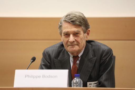 Voormalig VBO-voorzitter Philippe Bodson overleden aan coronavirus