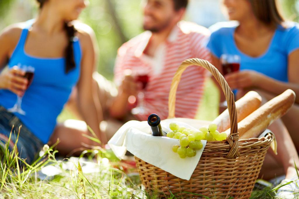 Picknick ideeën om je picknickmand te vullen