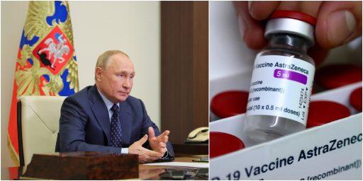"""Britse veiligheidsdiensten """"Russische spionnen hebben formule AstraZeneca gestolen om het vaccin Spoetnik V te maken"""""""