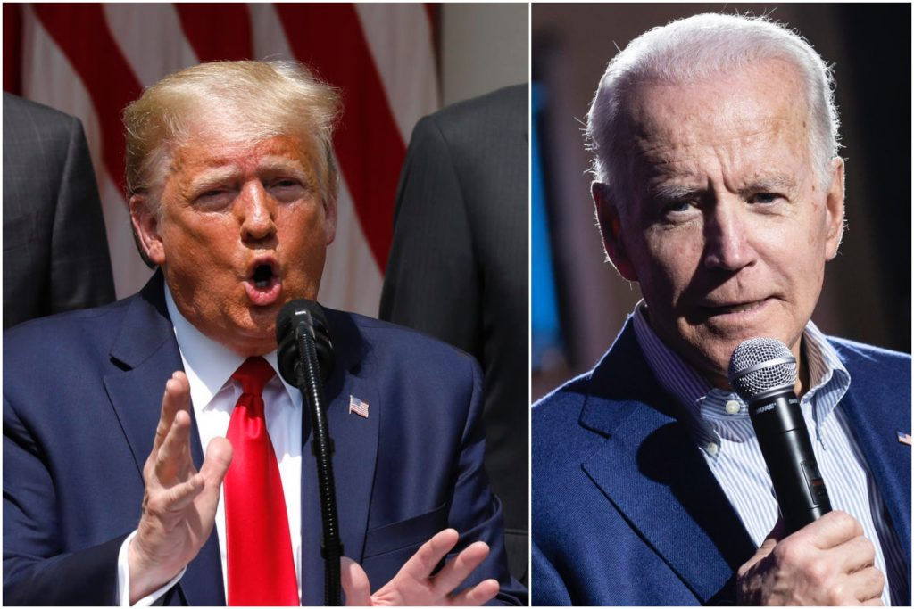 Qui de Trump ou Biden est le moins sénile ? L'Amérique s'interroge…
