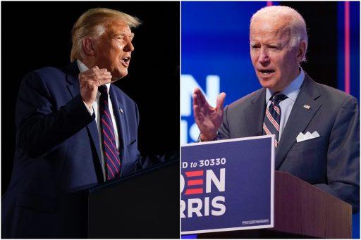 Voici les 6 thèmes qui animeront le premier débat Trump-Biden