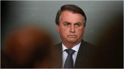 Braziliaans president Jair Bolsonaro legt link tussen coronavaccins en aidsvirus
