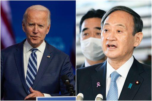 Eerste telefoongesprek van Biden met Aziatische leider maakt China erg zenuwachtig