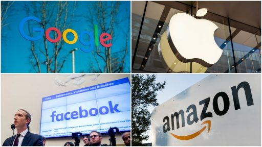 Google, Amazon, Facebook et Apple engrangent, mais Wall Street en veut toujours plus