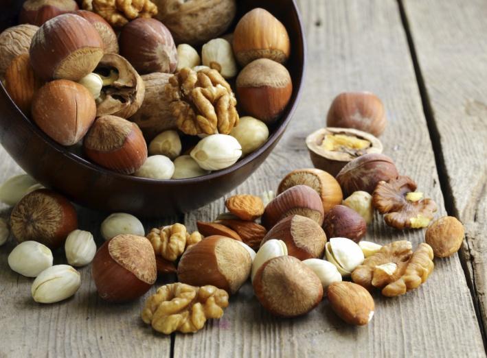 Pourquoi vous devez manger des noix
