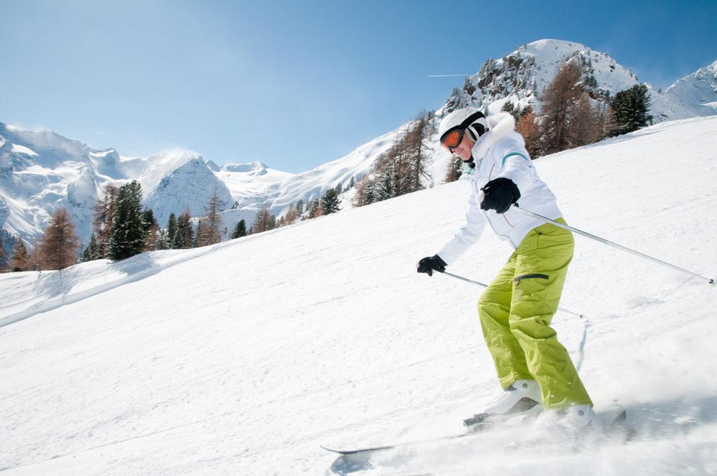Pre- ski- en -snowboardoefeningen