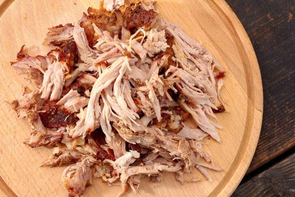 3x gezonde pulled pork