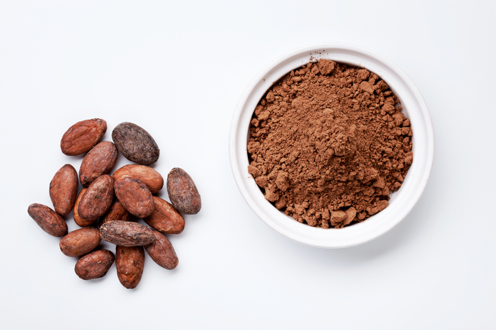 Is pure, rauwe chocolade (100% cacao) gezond?