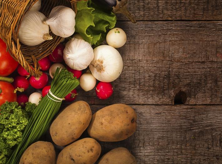 Quels sont les légumes les plus riches en vitamines ?