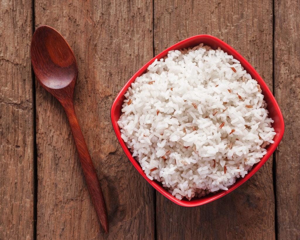 Quinoa en rijst: glutenvrije producten